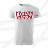 Kid´s T-shirt cut out logo CF