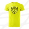 Men´s T-shirt neon logo CF