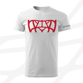 Men´s T-shirt cut out CF logo