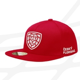 Kid´s cap snapback CF - red