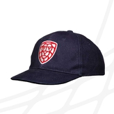 Kid´s cap Czech floorball logo - navy