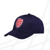 Cap Czech floorball logo - navy